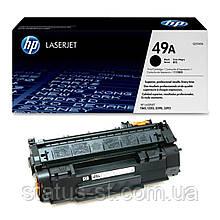 Заправка картриджа HP 49A (Q5949A) для принтера LJ 1160, 1320, 3390, 3392