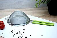 Сито / Дуршлаг с длинной ручкой Berghoff Cook&Co, 15 см, 2800035