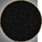 Черный кварцевый цветной песок