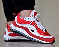 Чоловічі Nike Air Max 98 червоні