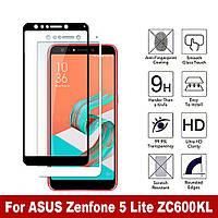 Захисне скло з рамкою для Asus Zenfone 5 Lite ZC600KL