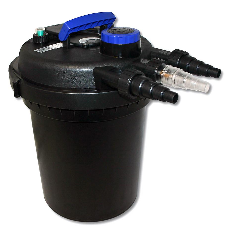 Напірний біофільтр для ставка AquaFall CPF-250 УФ - лампа 11W