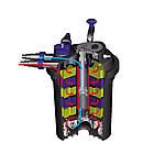 Напірний біофільтр для ставка AquaFall CPF-250 УФ - лампа 11W, фото 4