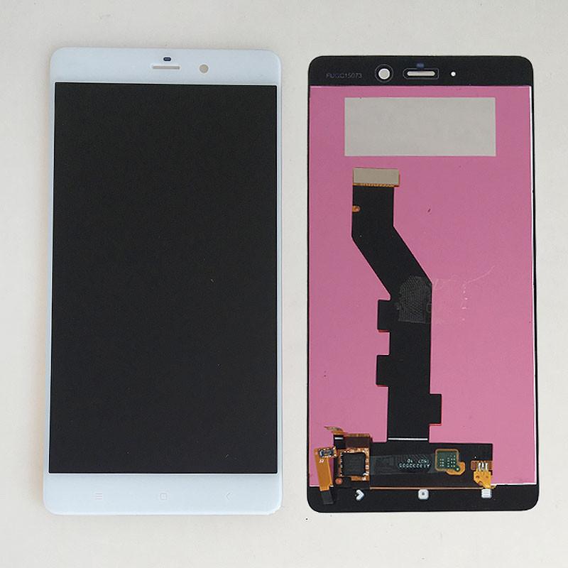 Дисплей Xiaomi Mi Note Pro с тачскрином белый Оригинал (проверен)