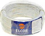 Провод  ШВВП 2х0,75 ELCOR, фото 2