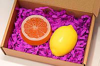 """Набор мыла """"Апельсин и лимон"""""""