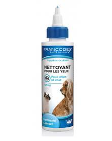 FRANCODEX Для промывки глаз собак и кошек 125 ml