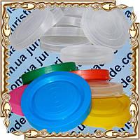 Крышки для банок пластиковые 500 уп./меш.
