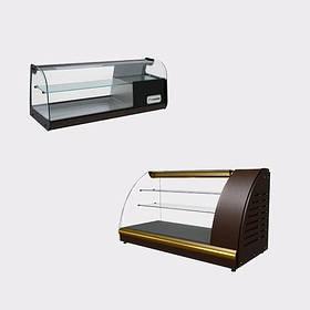 Настольные холодильные витрины