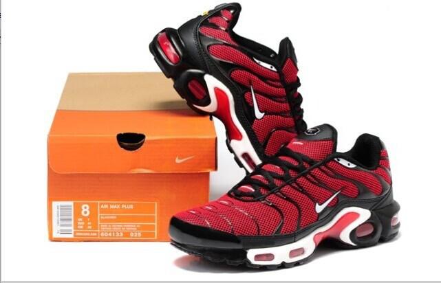 a407204f Кроссовки мужские Nike Air Max 95 TN Plus Red/Black/White