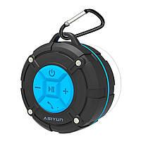 Портативная влагозащищенная Bluetooth колонка с микрофоном
