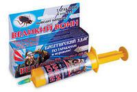"""Эффективное средство от тараканов и муравьев гель """"Великий воин"""", 45 гр, Ваше Хозяйство"""