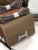 Женская сумочка Гермес Constance (реплика), фото 1