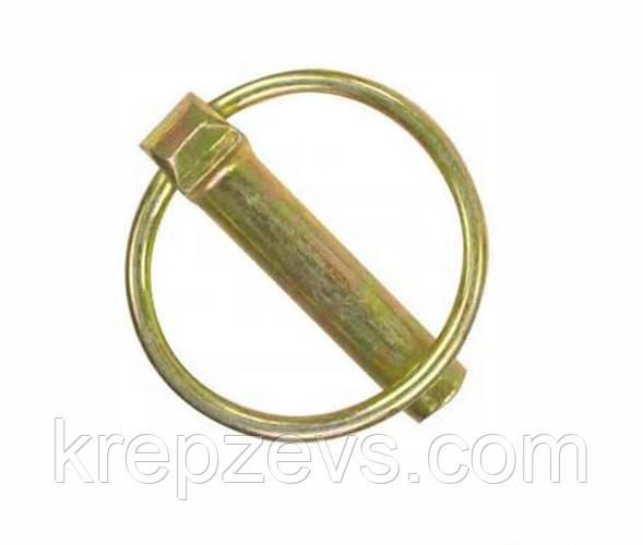 Шплинт Ф4.5 DIN 11023 с кольцом