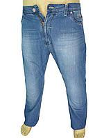 Турецкие мужские джинсы 42 размер синего цвета 0300С , фото 1
