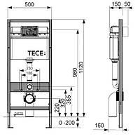 Комплект TECEbase+Унитаз подвесной ROCA Gap Rimless, фото 1