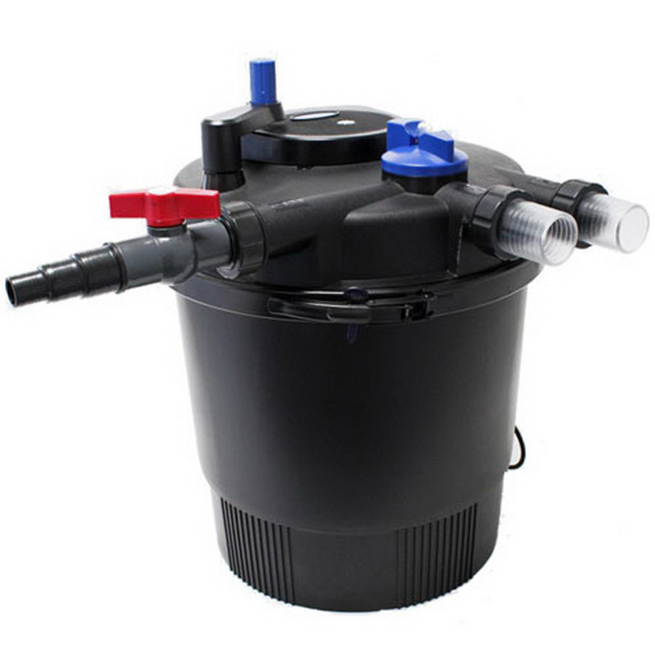 Напірний фільтр для ставка AquaFall CPF-20000 УФ - лампа 36W