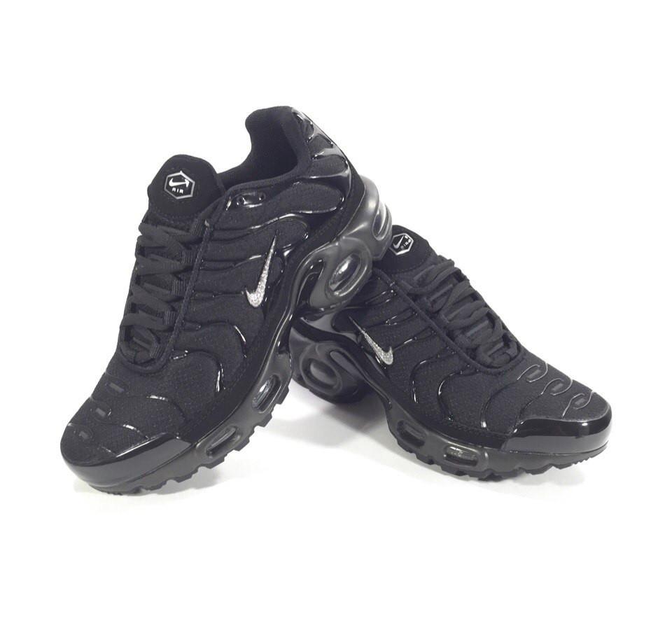 buy popular f141c 97556 Кроссовки мужские Nike Air Max 95 TN Plus Black