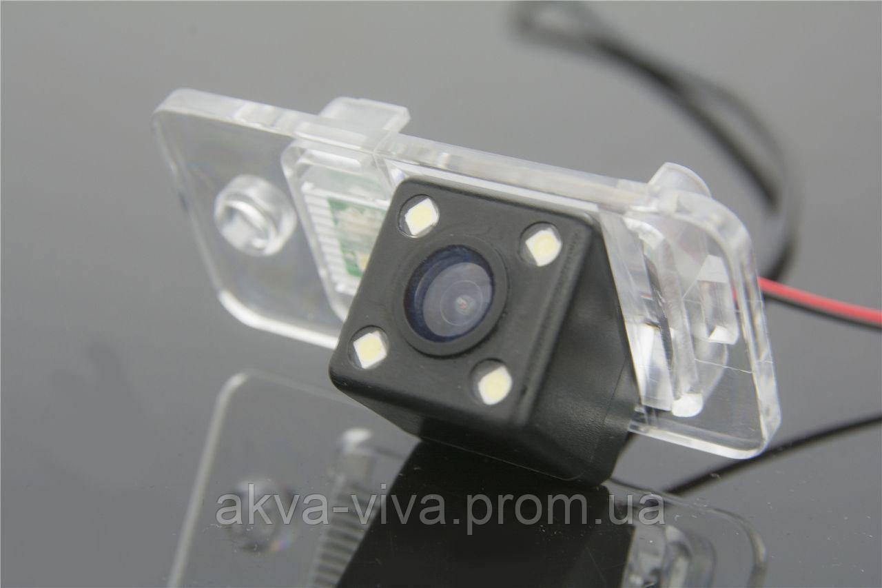 Камера заднего вида штатная для Audi 2009-2011, A6L A6 A8 A4 A3 Q7 S5.