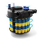 Напірний фільтр для ставка AquaFall CPF-20000 УФ - лампа 36W, фото 3