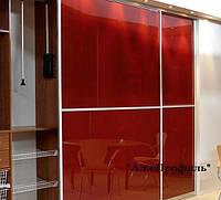 Раздвижная система дверей в шкаф купе лакобель, фото 1