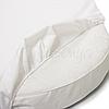 Наматрасник непромокаемый в овальную кроватку 70х120