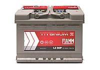 Аккумулятор Fiamm Titanium Pro 80Ah 730A (EN)