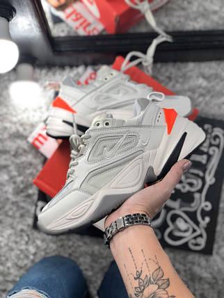 Мужские кроссовки Nike MK2 Tekno Phantom /найк / реплика (1:1 к оригиналу), фото 2