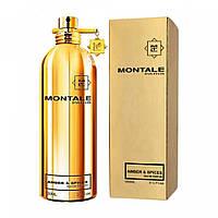 Montale Amber & Spices edp 100ml (лиц.)