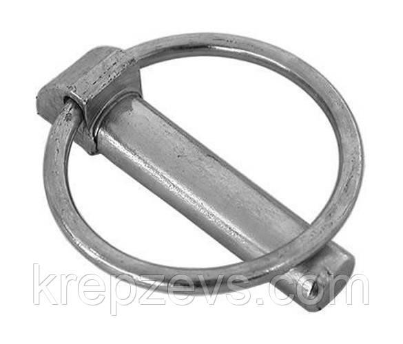 Шплинт Ф7 DIN 11023 с кольцом