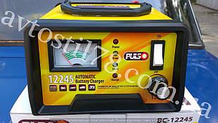 Зарядное устройство  PULSO BC-12245 12-24V/0-15A/10-190AHR/LED-стрілковий індикатор