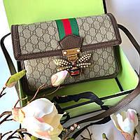 Стильная женская сумочка Gucci, фото 1