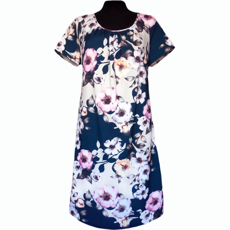 Платье женское с вискозы