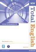 Total English New Upper-Intermediate WorkBook+key+Audio CD