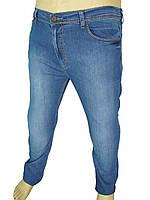 Джинсы в синем цвете для мужчин в 44 размере 0300С , фото 1