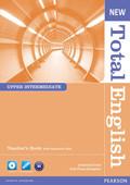 Total English New Upper-Intermediate Teacher's Book+CD-Rom