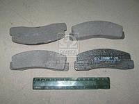 Колодка гальмівна передня ВАЗ 2121 (компл. 4 шт.) (пр-во АвтоВАЗ)