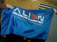 Флаги  двухсторонние заказать пошив