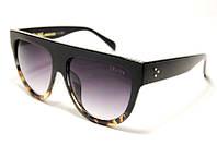 Celine №3 коричневые солнцезащитные очки
