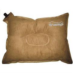 Самонадувающаяся подушка Tramp