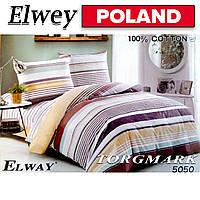 """Комплект постельного белья """"Elwey"""" Евро (Польша)"""