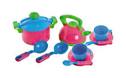 Детский набор посуды Kinder Way 04-431