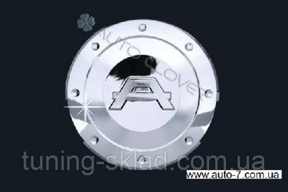 Хром накладки на бак Hyundai Elantra 2006-2011  (Хюндай Элантра)
