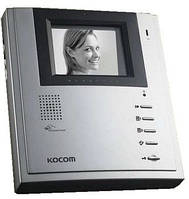 Kocom KVM-301.Черно-белый видеодомофон