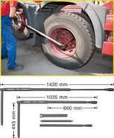 Ключ баллонный телескопический 3/4, для грузовиков