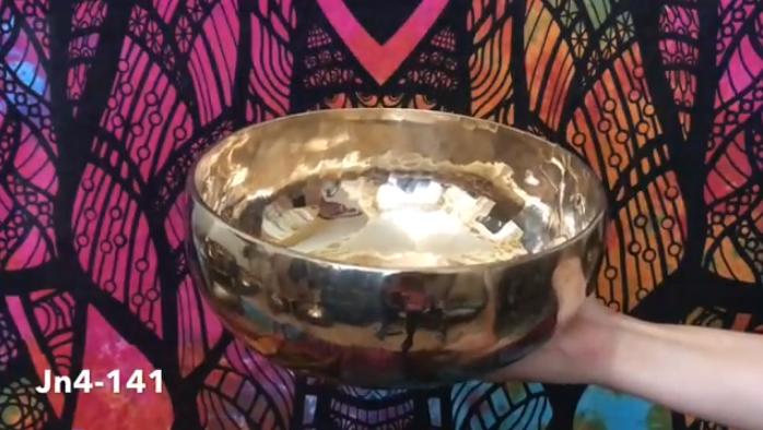 Тибетская поющая чаша (Jn4-141)