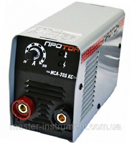 Сварочный инвертор Протон ИСА-305 КС