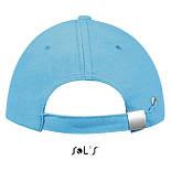 Кепка бейсболка 'SOL'S' 'BUFFALO' 6 панелей металлическая застежка, фото 2
