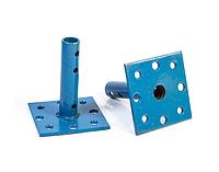 Ступицы круглые Ф25 мм ПроТек для мотоблока или культиватора
