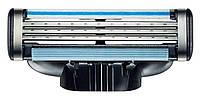 Картриджи Gillette Mach3, 4 картриджа в пластиковом контейнере